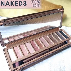 Urban Decay — Naked3 Palette